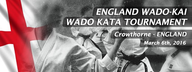 2016 ENGLAND WADO-KAI WADO KATA TOURNAMENT